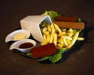 Frietig Frietje :: Basis menu
